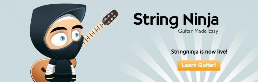 String Ninja: Guitar Made Easy