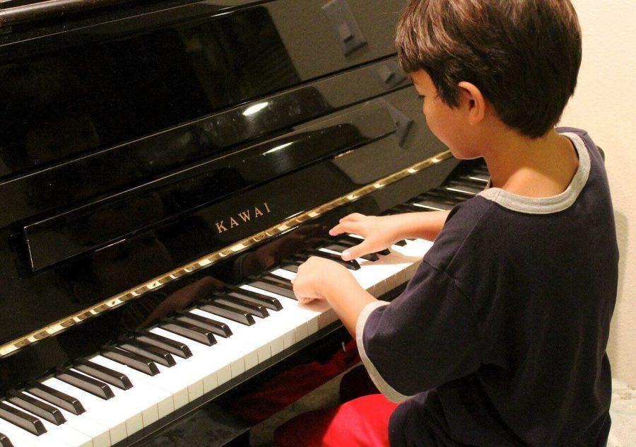 learn piano skills