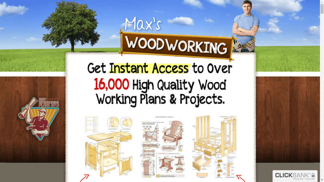 Wood Working Plans