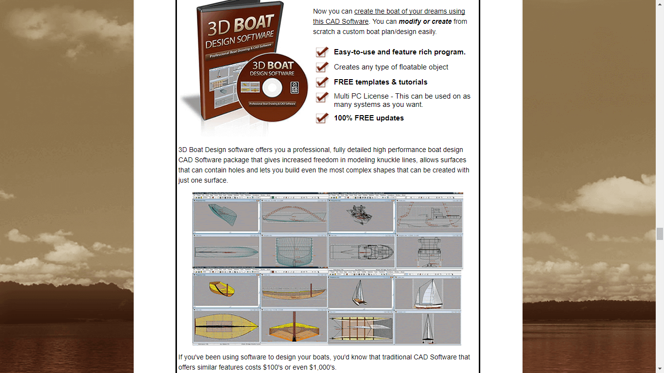 3D Bonus Software