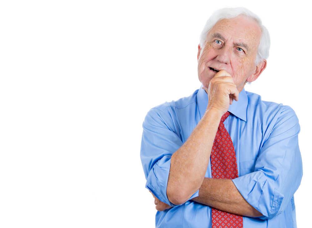 senior elderly
