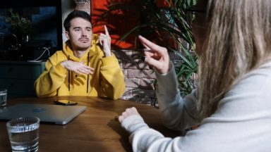 Rocket American Sign Language