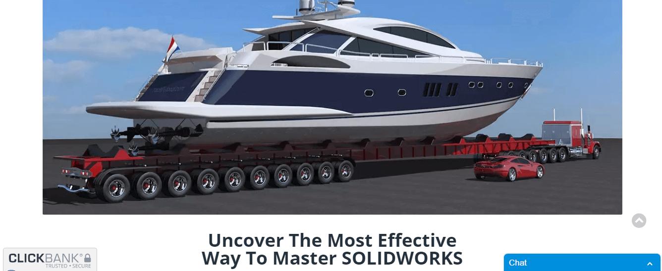 Secrets of mastering SolidWorks